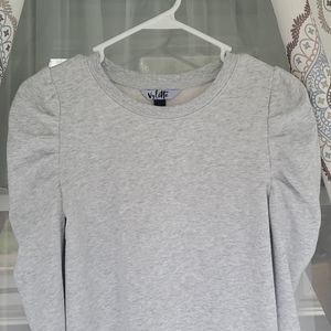 Vylette Puff Sleeve Top
